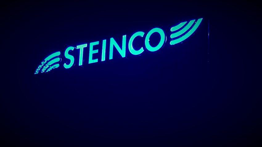 Leuchbuchstaben Steinco