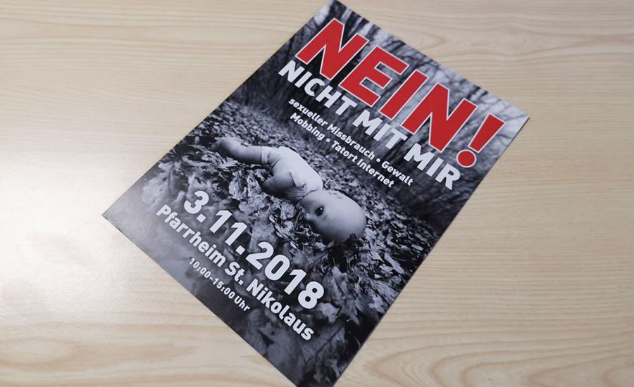 Flyer & Poster in allen Größen - nach Ihren Wünschen